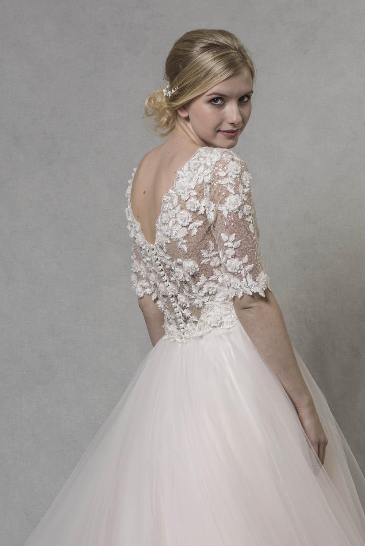 The Neve Wedding Dress by Leigh Hetherington Bridal Wear