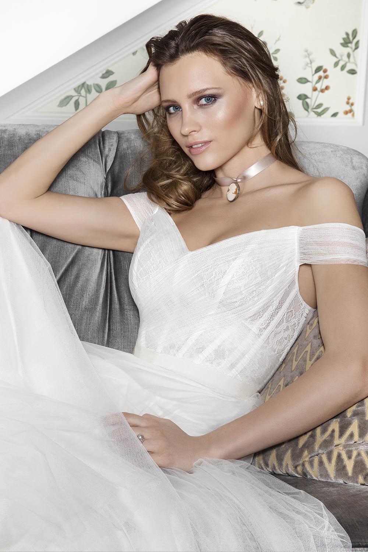 The Heaton Wedding Dress Wtoo By Watters